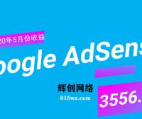 Google Adsense 项目收益(7月份记录)